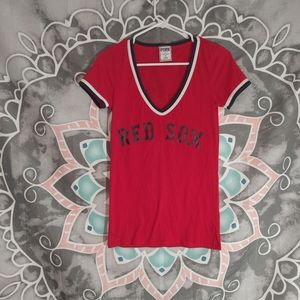 Red Sox PINK Tee